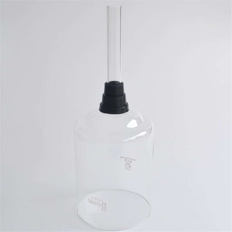3 5 cup of high quality glass siphon pot fitting appliance vacuum coffee maker filter coffee