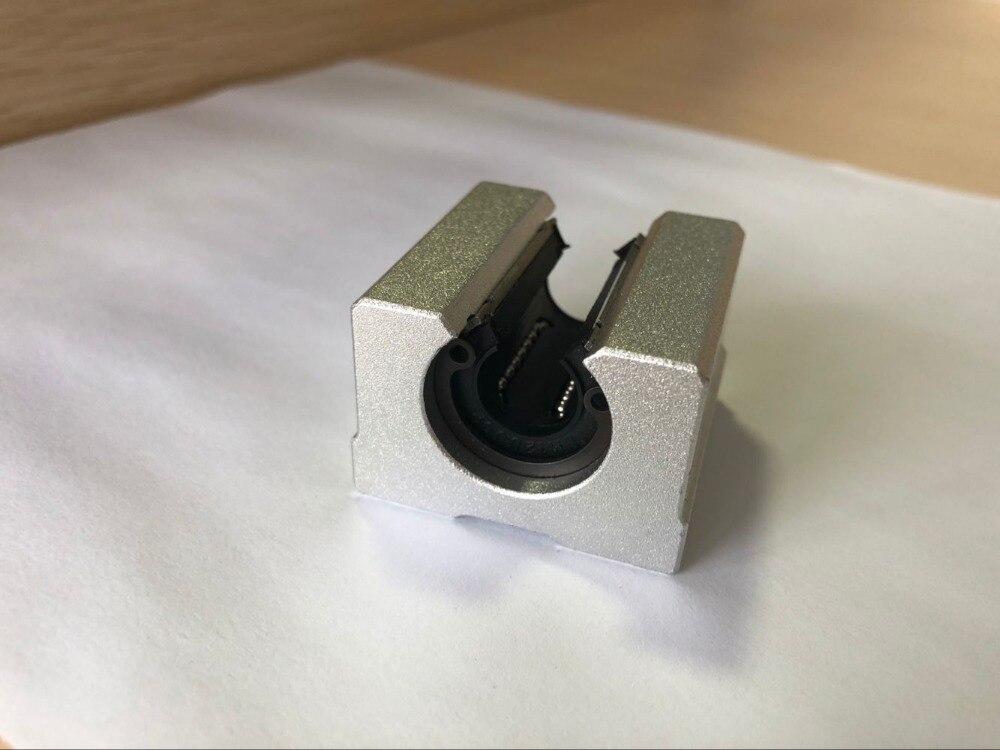 1pcs SBR40UU SBR40UU Open Type Linear Ball Bearing Sliding Block for SBR40 40mm linear guide rail CNC router part женские часы momentum 1m dv07bb0