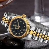 CHENXI Gold Watch Women Watches Ladies Fashion Brand Luxury Golden Wrist Quartz Watch Female Clock Relogio