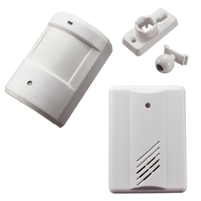 Wireless Home Door Bell Driveway Garage Motion Sensor Alarm Infrared Wireless Alarm System with Mount Digital Doorbell digital wireless doorbell driveway garage motion sensor alarm infrared wireless alarm system with mount door bell