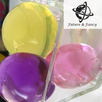 Huge size 13 14mm WATER AQUA CRYSTAL SOIL GEL BALL BEADS WEDDING casamento VASE TABLE DECORATIONS, 10 colors for u pick
