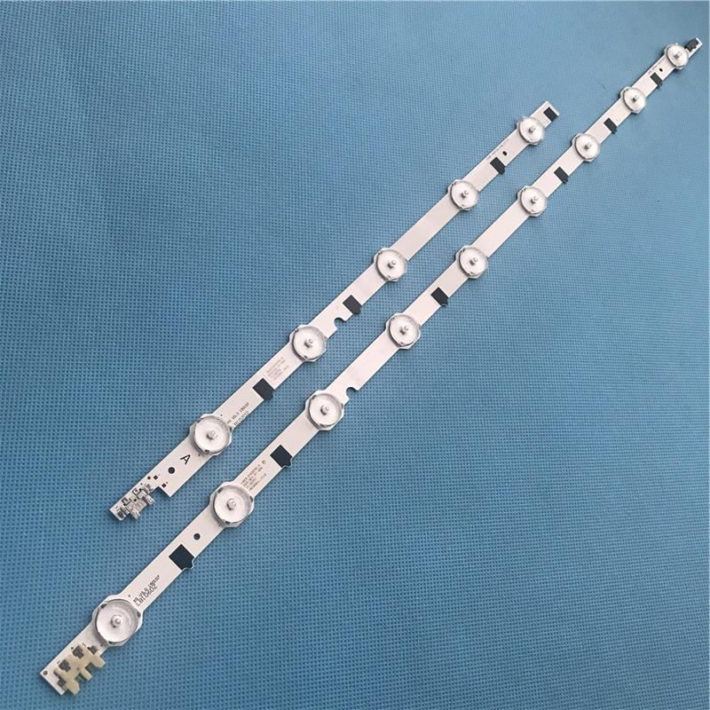 LED Backlight Strip 14 Lamp For Samsung 42 Inch TV D2GE 420SCB R3 D2GE 420SCA R3 2013SVS42F HF420BGA B1 UE42F5500 CY HF420BGAV1H