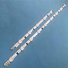Tira de LED para iluminación trasera 14 lámpara para SamSung TV de 42 pulgadas D2GE 420SCB R3 D2GE 420SCA R3 2013SVS42F HF420BGA B1 UE42F5500 CY HF420BGAV1H