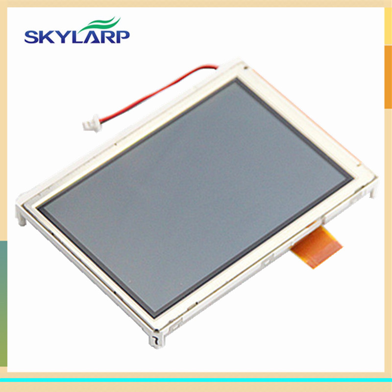 3.8 inch LCD Screen Module GPS display panel glass Replacement for Garmin GPSMAP 276C 278 296 396 496