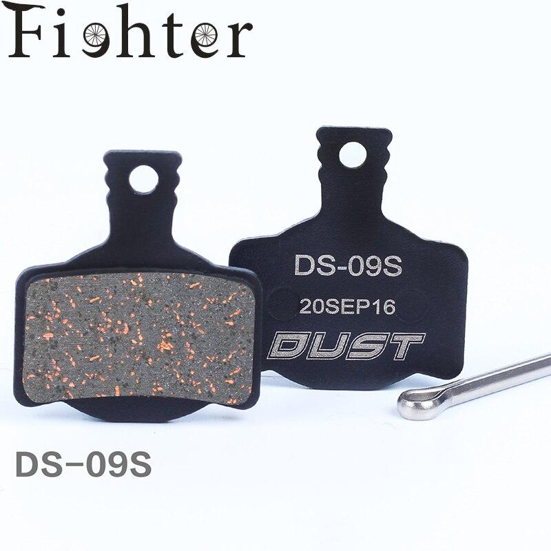 2 Pairs Semi-metallic MTB Bicycle Disc Brake Pads for Magura MT2 MT4 MT6 MT8 disc brake Lining shoes bicycle  brake Parts