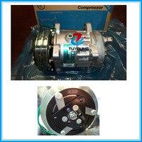 7H15 S8264 fahrzeug klimaanlage kompressor 2 PK 24 V R134a auto luftpumpe/ac kompressor 3730506580 S8264 1418602180