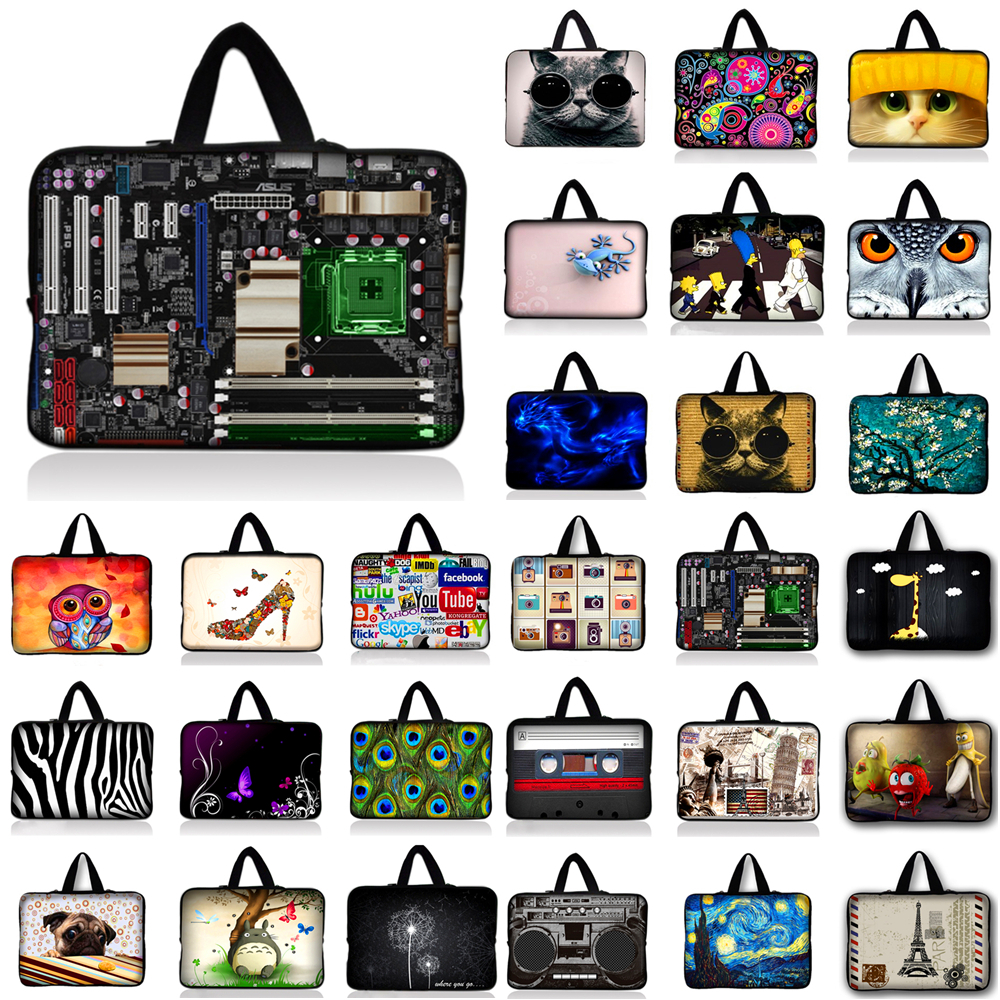 """Soft Sleeve Universal Case Bag Portable Pouch Cover for 15.6/"""" Lenovo Laptop"""