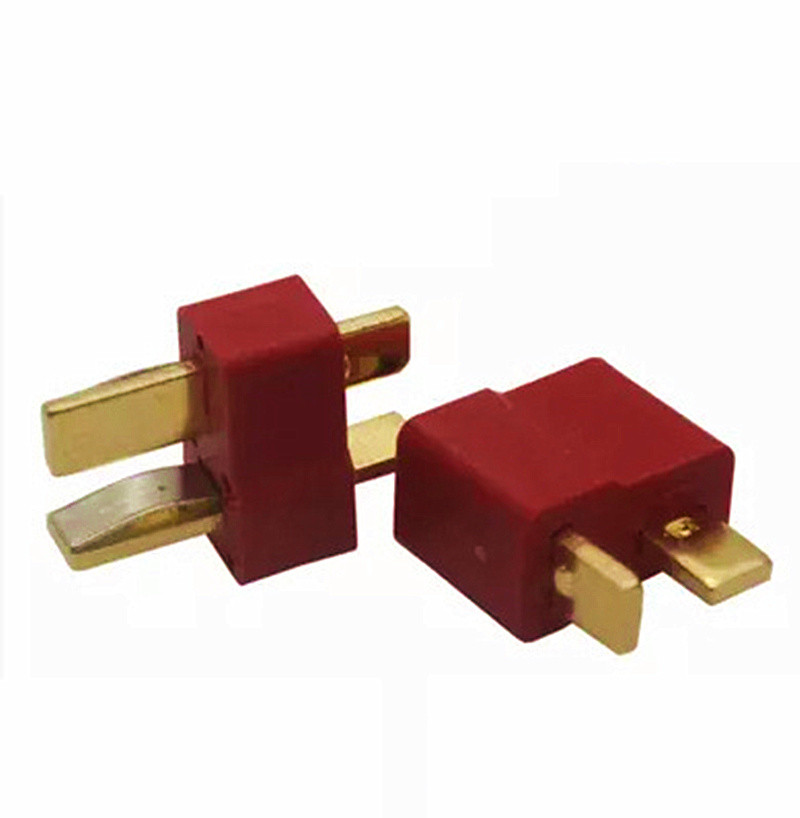 20 Pcs 10 Pairs T Plug Connectors Male Female For Lipo Battery RC Helicopter RC Car Boat