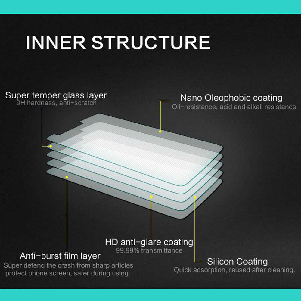 Premium Magna protector de pantalla de vidrio Templado para LG Magna G4C G4 Mini H502F H522Y H500F H525 LS751 C90 caso Templado Filmo
