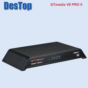 Image 3 - stock now Gtmedia V8 Pro2 DVB S/S2/S2X,DVB+T/T2/Cable(J83.A/B/C)/ISDBT bulit in WIFI Support Full PowerVu, DRE &Biss key