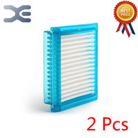 2Pcs For Pups Except Mite Meter Accessories D 601 Filter Mesh HEPA Efficient Cotton Replacement