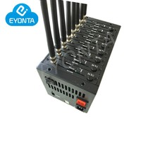 Смс на 8 портов gsm модем wavecom 8 сим карты gsm модемный пул Wavecom q2303 Simbox модемный пул Поддержка Imei меняется