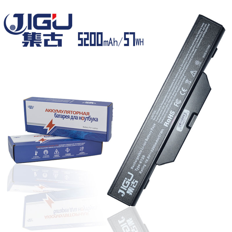 JIGU Replacement Laptop Battery For HP COMPAQ 510 610 615 6720 6730 6735 6820 6830 S 451086-161 451568-001JIGU Replacement Laptop Battery For HP COMPAQ 510 610 615 6720 6730 6735 6820 6830 S 451086-161 451568-001