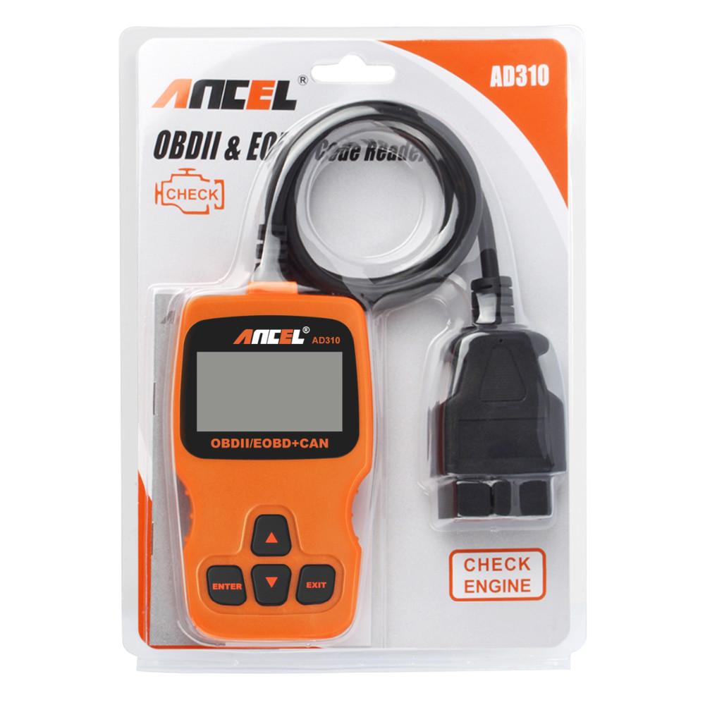 Ancel AD310 OBD2 Auto Scanner-13