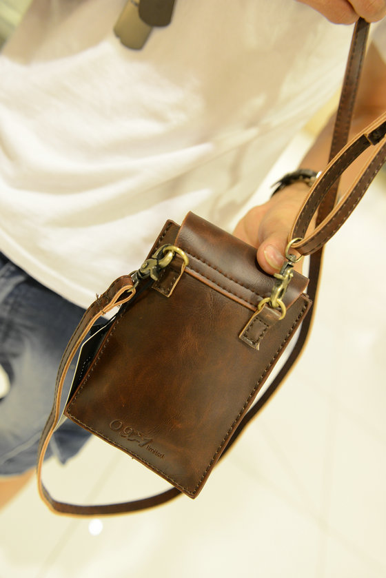 Online Shop Korea style Men messenger bags Small Shoulder bag for ...