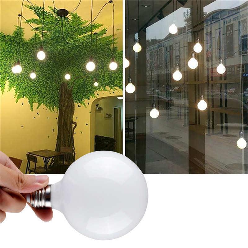 OYGROUP 40 W G80 Ampoule LED 360 Degrés E27 Blanc Chaud Éclairage ampoule LED 220 V 110 V Lumière Intérieure Salon Lampe Dragonball Ampoule