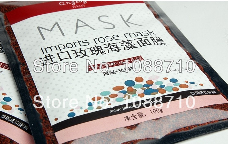 Hot New 100g seaweed face mask font b pregnant b font women mask natural seaweed for