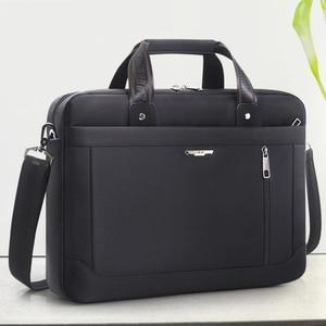 Image 3 - Carneyroad 비즈니스 남성 서류 가방 15.6 인치 노트북 가방 옥스포드 방수 남자 핸드백 캐주얼 메신저 가방 패션 2019