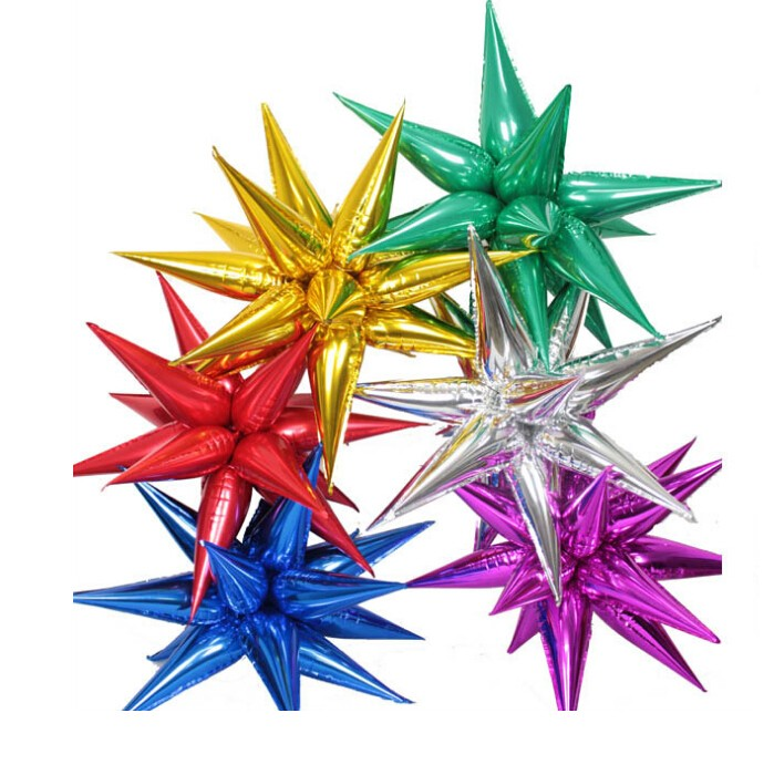 10 unids/lote 18 pulgadas Globo Gota de Agua Personalidad Creativa KidsToys Deco