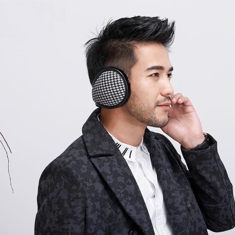 Winter Earmuff  Folding Ear Muffs Warm Earmuffs Thickening Cold Fashion Ear Warmer Unisex Earmuffs Oorwarmers Winter Ears