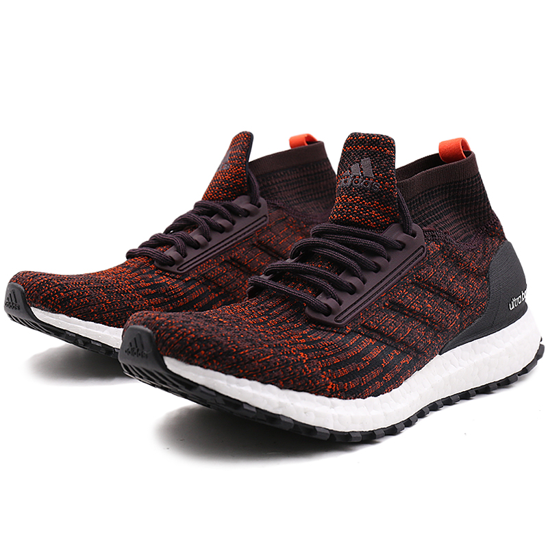 44598bae70ad7 Authentic Adidas Ultra Boost ATR Mid Men s Breathable Running Shoes Sports  Breathable Ultra Boost Adidas Sneakers Outdoor-in Running Shoes from Sports  ...
