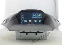 Car DVD GPS radio Navigation for Ford Kuga Escape C-max 2013-2016 with Bluetooth, Ipod, 1080P