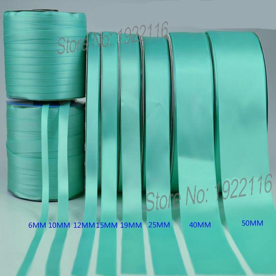 Width Optional 100Yards Tiffany Blue Ribbon Rustic Wedding Decoration  Centerpieces Wedding Favor Lembrancinha De Casamento(