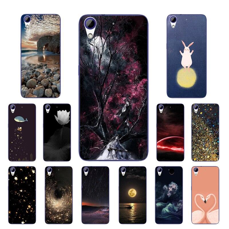 ჱ Low price for htc 5 desire phone case golden and get free