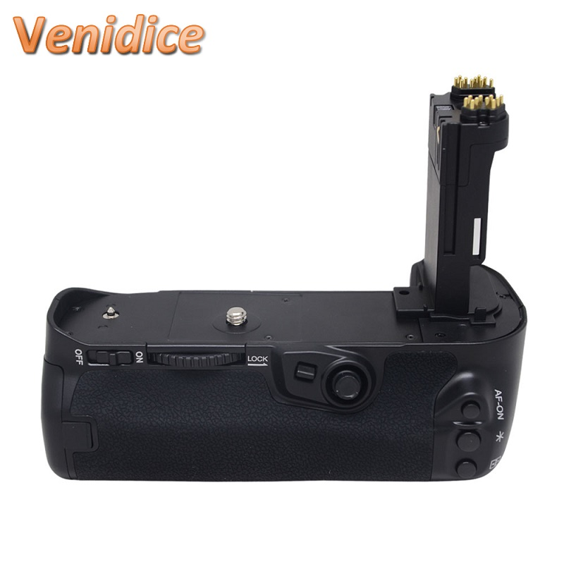 Mcoplus Venidice VD-7D II Battery Grip for Canon EOS 7D Mark II 7D2 as BG-E16 as Meike MK-7D зеркальный фотоаппарат canon eos 7d mark ii body w e1 body черный