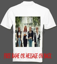Little Mix t-shirt Tour 2019 gepersonaliseerde Jongens Meisjes Volwassenen concert GIFT(China)
