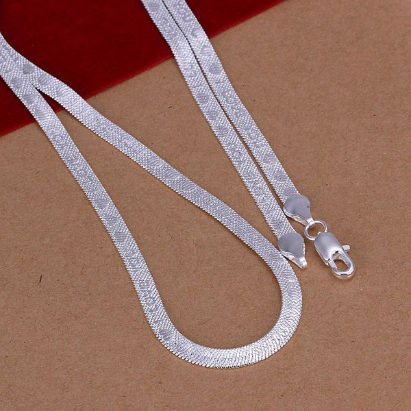 Wholesale 925 jewelry silver plated I LOVE YOU Necklace,New Design Pendants Necklace,Free Shipping SMTN201