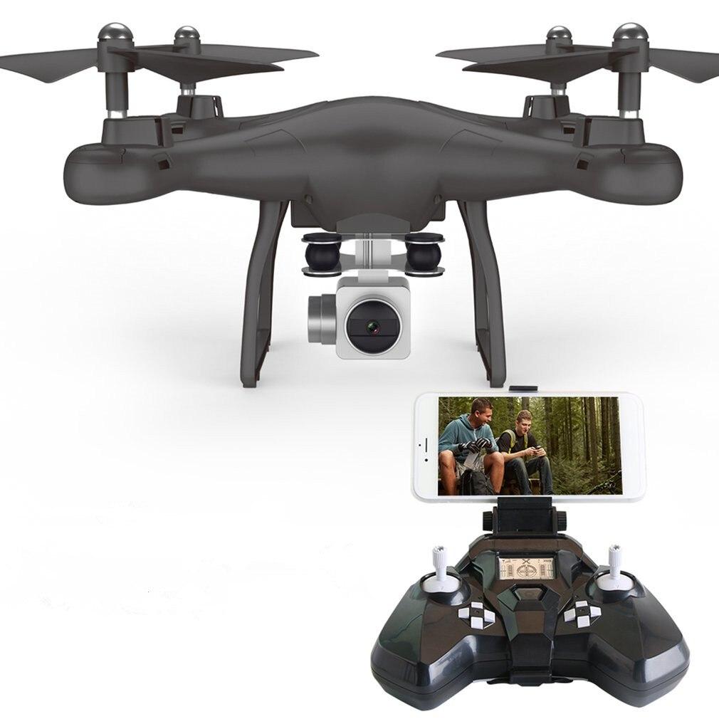 SMRC 2.4G RC Quadrocopter Drone 720P HD Camera Dron FPV WIFI Quadcopter Professional Remote Control Aircraft Photography Toy S10
