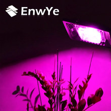 EnwYe LED grow plants light 30W Phyto Lamps waterproof IP65 full spectrum For Plants Vegs Hydroponic System Plant Light(China)