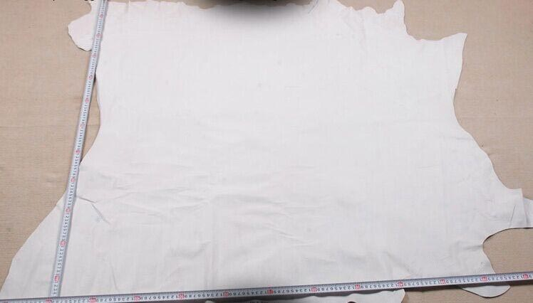 White Genuine Pig Grain Skin Leather Material Sale By Whole Piece(China  (Mainland)