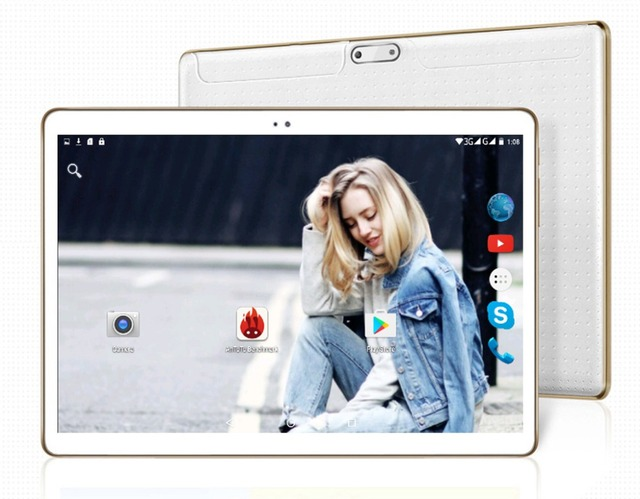 10» android 5.1 Ultra Slim Design Android Tablet PC – 32GB Storage, 4GB RAM – Complete with Touch Screen Dual Camera Bluetooth