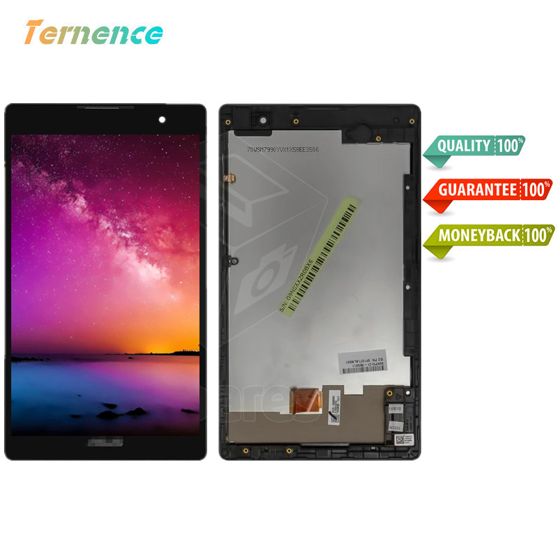 Skylarpu Complete LCD For Asus ZenPad C 7.0 Z170C Wi-Fi Tablet Pc LCD Display Touch Screen Digitizer Glass with front frame стоимость