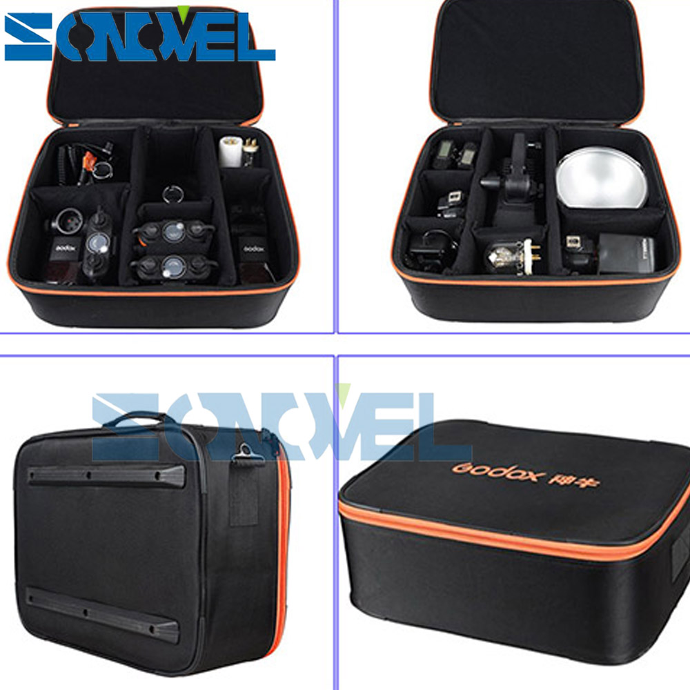 Livraison DHL Godox AD600BM 600 W HSS GN87 Bowens lumière Flash + émetteur de X1T-C pour Canon Eos 77D 7D 6D 5D Mark IV + cadeau gratuit - 5