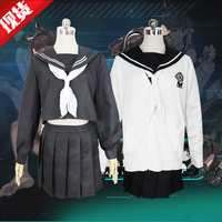 collection Dresses Azur Lane Takao and Atago Uniform Women Skirt Lady White Battleframe Cosplay Costume Adult Outfit Clothing