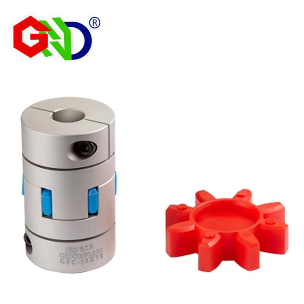 GND coupling stepper motor GND D30 L40 hole minimum 5mm maximum 16mm plum shaped clamp shaft coupler for servo motor elc12 e aq i standard elc 12 series expansion modules 2 channels output current signal