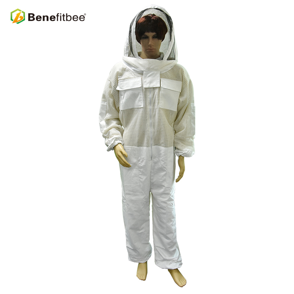 Benefitbee Beekeeping Apiculture Bee Protective Clothes Suit For Beekeeper Professional Beekeeping Uniforms Suit Benefitbee Beekeeping Apiculture Bee Protective Clothes Suit For Beekeeper Professional Beekeeping Uniforms Suit