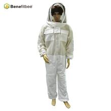 купить Benefitbee Beekeeping Apiculture Bee Protective Clothes Suit For Beekeeper Professional Beekeeping Uniforms Suit по цене 5924.47 рублей