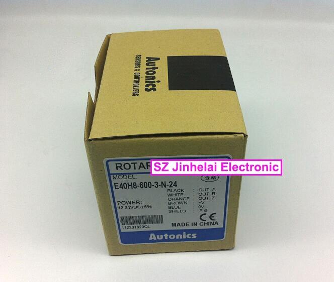 100% Authentic original  E40H8-600-3-N-24  Autonics  ENCODER100% Authentic original  E40H8-600-3-N-24  Autonics  ENCODER
