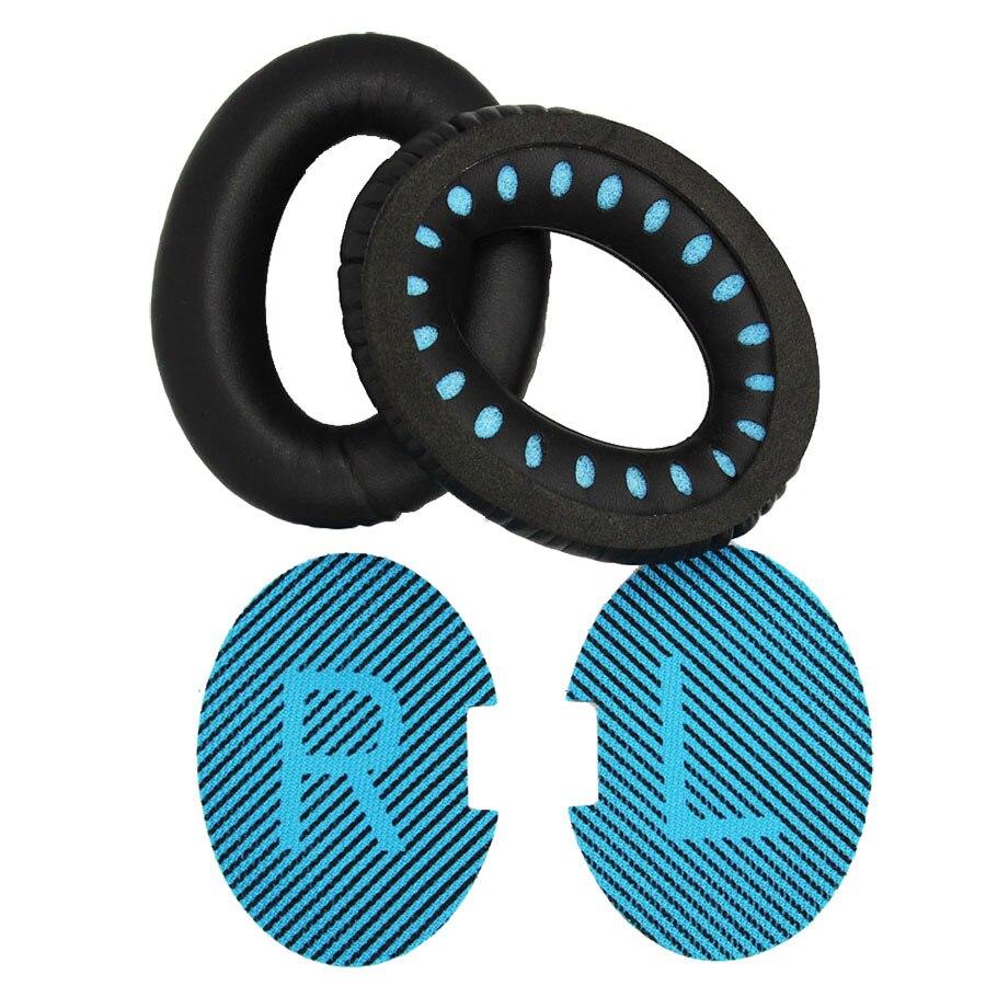 Remplacement Casque Coussin Coussinets Coussinets D'oreille pour Casque Bose QC25 AE2 QC2 QC15 AE2I AE2W Autour Écouteurs Intra-auriculaires