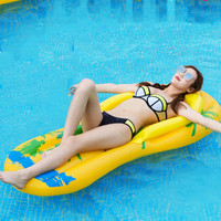 Floating Bed Water Inflatable Floating Row Personality Flip flops Floating Pad Adult Swimming Pool Toys