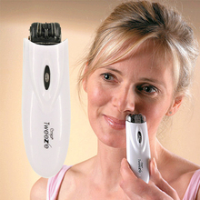 Portable Women Hair Removal Epilator Electric Body  Pull Tweeze Device  Facial Trimmer Depilation For Female Beauty CW31 недорого