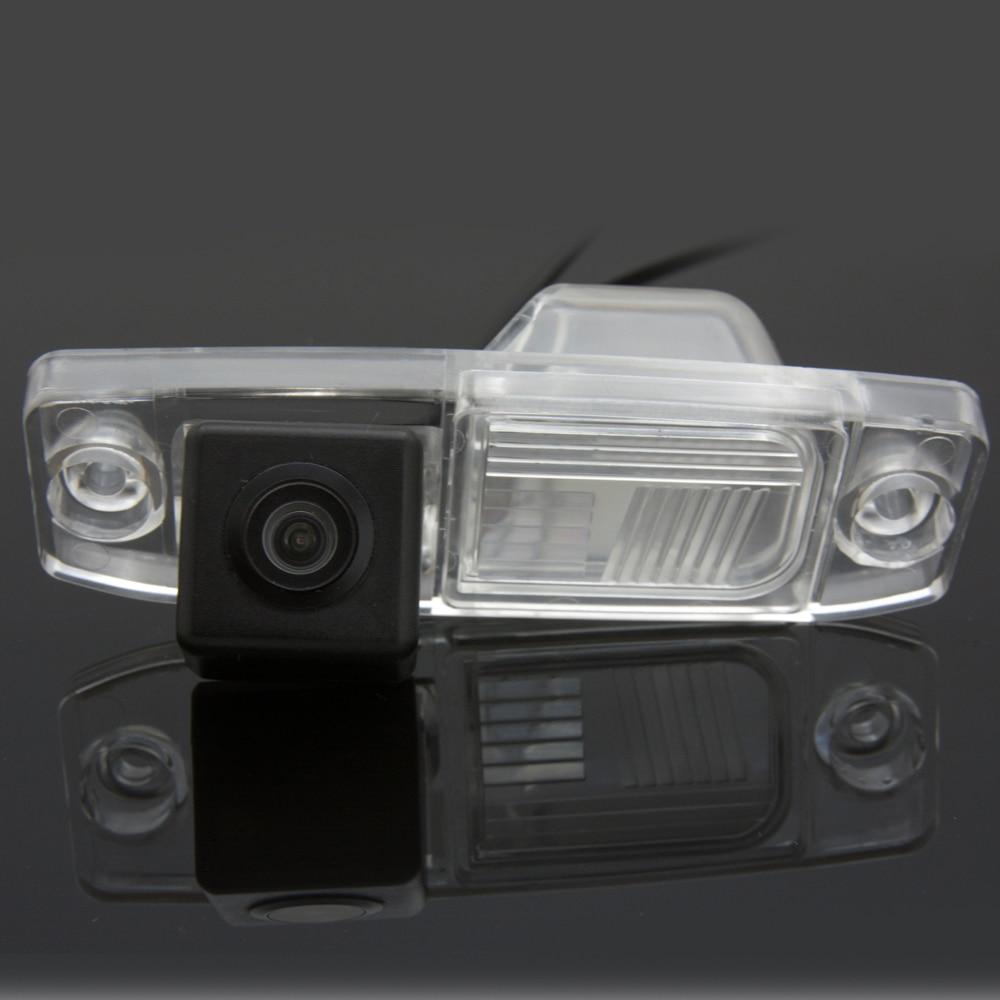 Waterproof ccd car rear view camera backup reverse parking camera for kia borrego sorento opirus carens