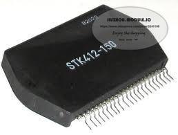 Free shipping NEW STK412-150 MODULE free shipping 3pcs lot stk412 150 stk412 lcd backlight module best quality