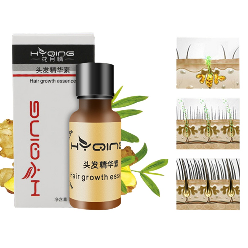20g Hair Growth Products Ginger oil Hair
