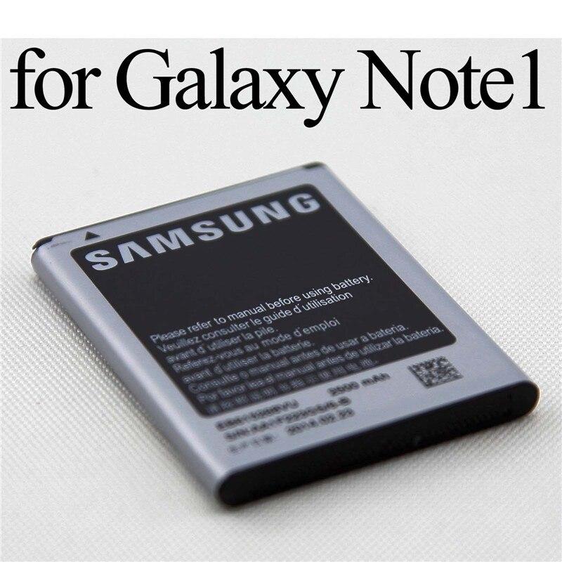imágenes para 2500 mah li-ion batería de repuesto para samsung galaxy note 1 i9220 n7000 gt-i9220 i9220 i889 i9228 eb615268vu + número de seguimiento