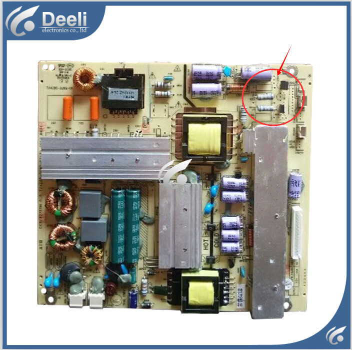 90%New board good working original for power board TV4205-ZC02-01 KB-5150 With tube good working 99% new original good working for power supply board le32c16 le32m18 tv3205 zc02 01 a 1pof246232c board